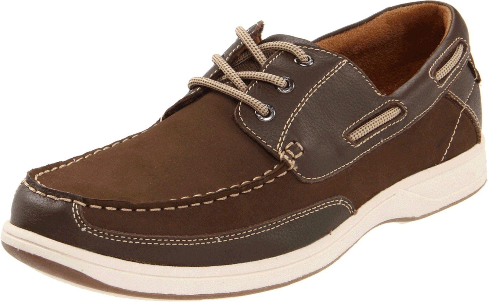 Florsheim Men's Lakeside Lakeside Lakeside Boat shoes Brown 8 D(M) US ec0824