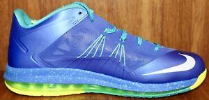 a320b27b56ad7 Nike Air Max Lebron 10 Low Sprite - 579765-500 - Purple - Men s Size ...
