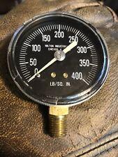 Milton 400 Psi 2 12 Pressure Gauge New Old Stock