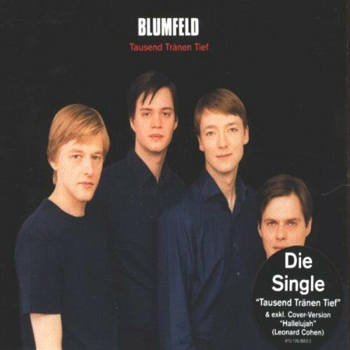 Blumfeld Tausend Tränen tief (1999) [Maxi-CD]