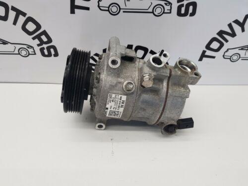 1014-17 VW POLO 1.0 PETROL AC COMPRESSOR AIR CON PUMP 5Q0816803C