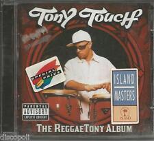TONY TOUCH - The ReggaeTony Album - CD 2005 MINT CONDITION