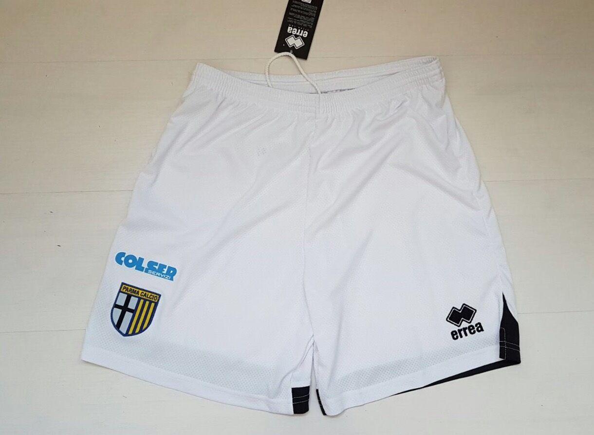 3392 Errea Parma Legierung pro Match Shorts Shorts Shorts Wettspiel Home