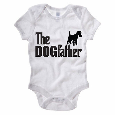 Funny Pet Dog Gift Idea Novelty Themed Baby Grow SPEAKING TO MY PUG