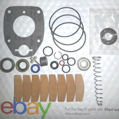 SNAP ON IM5100 TUNE UP KIT WITH BEARINGS WITH ME6A14 OIL SEAL SIOUX TOOLS 4035