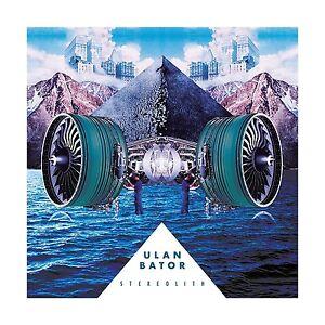Ulaan Bataar-stereolith + CD VINILE LP + CD NUOVO