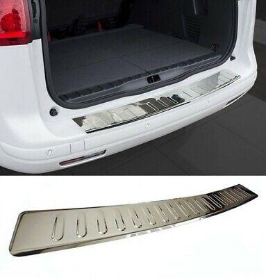 1 Ladekantenschutz Ladeschutz mit Abkantung Chrome Edelstahl Volvo XC90