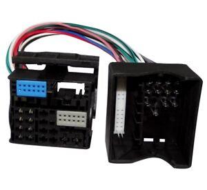 Adaptateur-faisceau-cable-adaptateur-fiche-40-52pin-Quadlock-systemes-sans-MQB