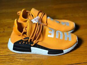Adidas NMD Human Race ' Tangerine