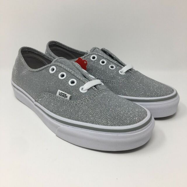 VANS Womens Authentic Shimmer SNEAKERS