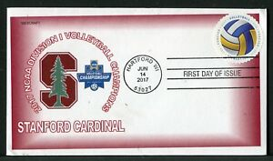 5204-034-HAVE-A-BALL-034-VOLLEYBALL-STAMP-NCAA-CHAMPION-STANFORD-CARDINAL-gt