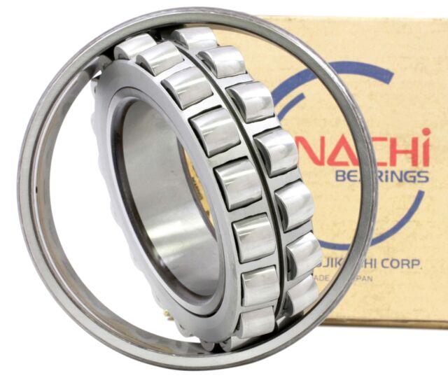 21310EXW33 Nachi Spherical Roller Bearing 50x110x27 Steel Cage Japan Spherical B