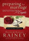Preparing for Marriage Devotions for Couples: Discover God's Plan for a Lifetime of Love by Dennis Rainey, Barbara Rainey (Hardback, 2013)