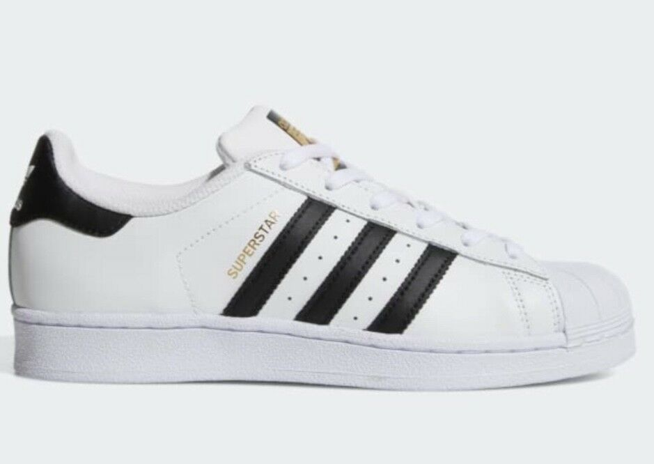 Women's Women's Women's adidas Original's Superstar shoes C77153 White Size 7.5 02ce24
