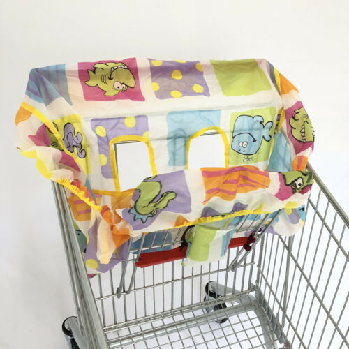Säuglings Supermarkt Einkaufswagen Abdeckungs Baby Sitz Auflage Anti