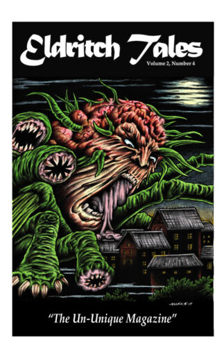 Eldritch Tales #4 edited by Bob Price & published by Necronomicon Press!