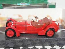 SCALEXTRIC RACING CLASSICS ALFA ROMEO  C241  #7 RED  1.32  NEW OLD STOCK BOXED