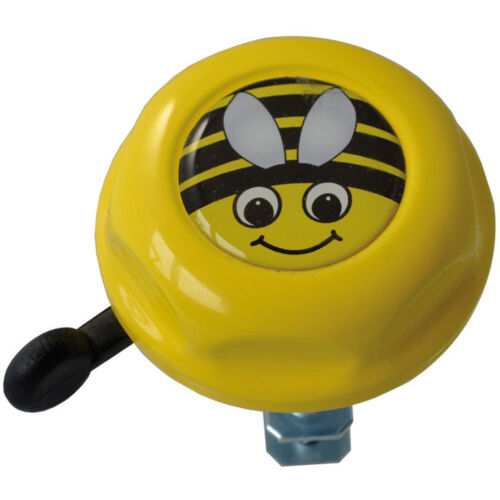 Reich Kinderglocke Biene Doming Label 55mm gelb Fahrrad