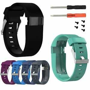 Silicone-Replacement-Band-Bracelet-Strap-for-Fitbit-Charge-HR-5-4-034-6-2-034-7-6-034