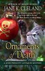 Ornaments of Death by Jane K Cleland (Hardback, 2016)