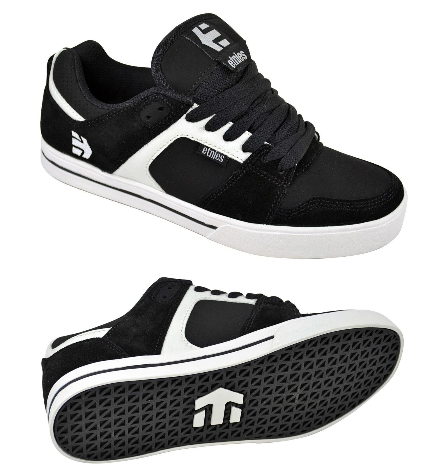 Etnies black/white Rockfield black/white Etnies Skater Schuhe/Sneaker schwarz/weiß Größenauswahl! 49183f