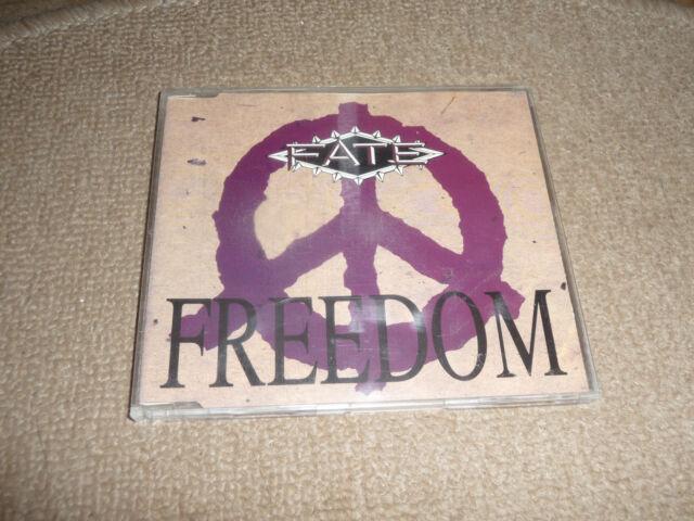FATE - freedom  Promo Maxi CD