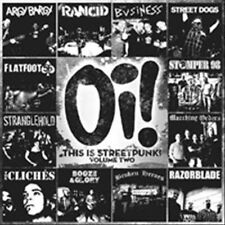 Oi! This Is Streetpunk! Vol. 2 by Various Artists (Vinyl, Feb-2013, Ais)