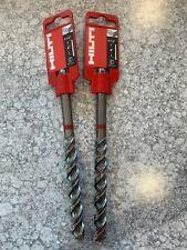 Hilti Te C 12 6 Sds Plus Hammer Drill Bit 2 Pieces