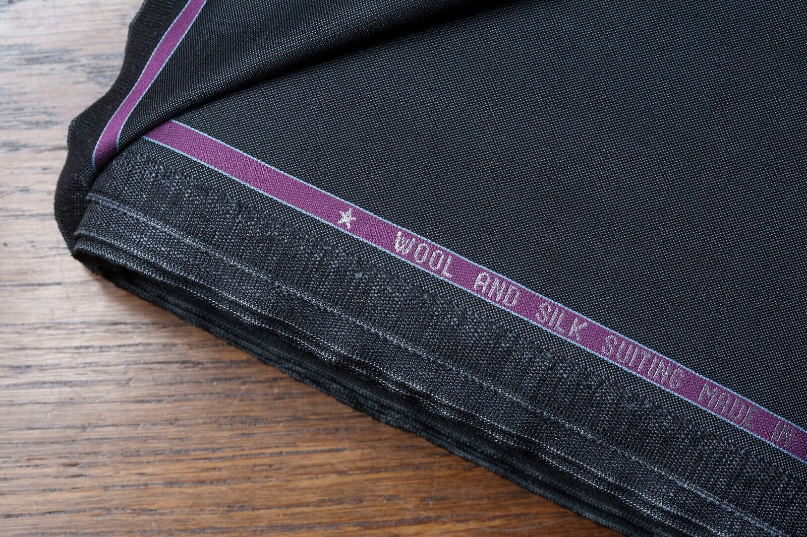 VITALE BARBERIS CANONICO Wedding Suiting Fabric Cloth ITALY 3.25 length