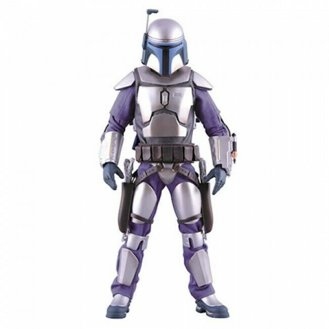MEDICOM RAH REAL ACTION HEROES STAR WARS JANGO FETT 1 6