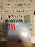 Le Monde & Suppléments N°21934 Du 25/07/2015 = 1 Er Quotidien Politique Français