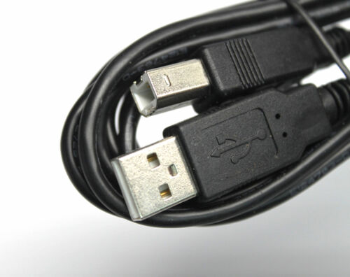 USB Cord Cable for HP ENVY 120 4500 5500 5600 7600 Printers