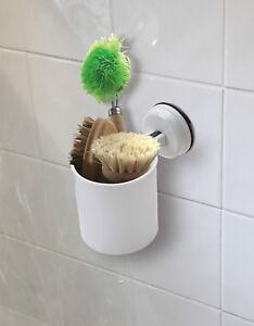 Leisurewize Caravan, Motorhome Bathroom Shower Travel Suction Storage Holder Cup