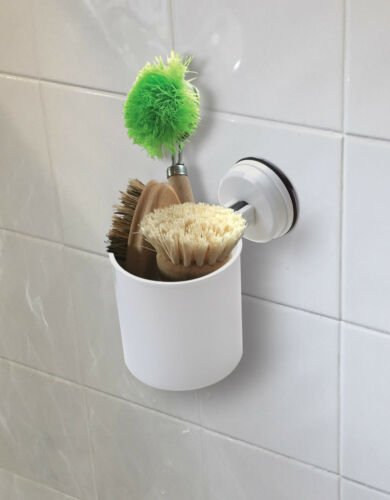 Leisurewize Caravan, Motorhome Bathroom Shower Travel Suction Storage Holder Cup