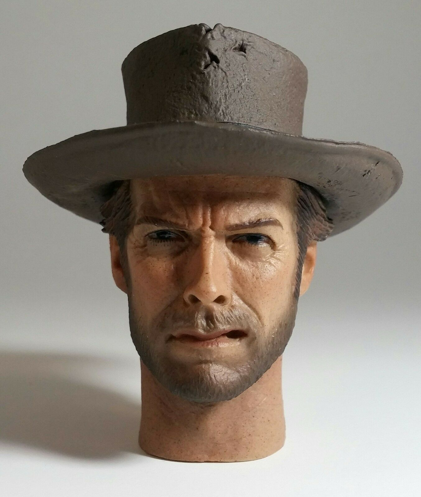 Redman the good head sculpt with hat 1 6 toys Cowboy Western