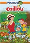 Caillou Caillou's Garden Adventures - DVD Region 1 Ship
