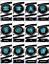 Black-Leather-Bracelet-12-star-Constellations-Wristband-Men-Women-Gift thumbnail 2