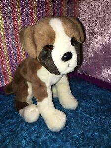 Toys Romeo Boxer Puppy Dog Plush