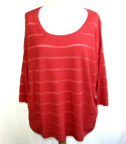 3 Rosso Air 40 stato Baden Sleeve Bel Baden 2 Excl Taglia Top 4 pTwxyEq