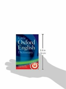Little-Oxford-English-Dictionary