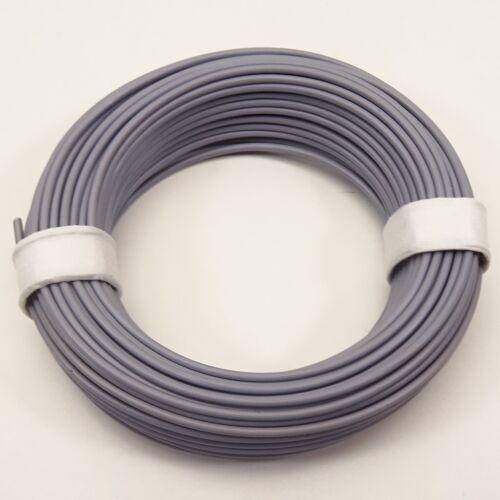 LiYv 0,14mm² Kabel verzinnt in 10m 25m 50m Litze Kupferlitze Schaltlitze Leitung