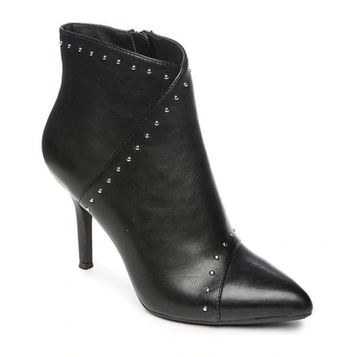 The Limited Women's Trixa Bootie In Subtle Studs Black Size 7.5M