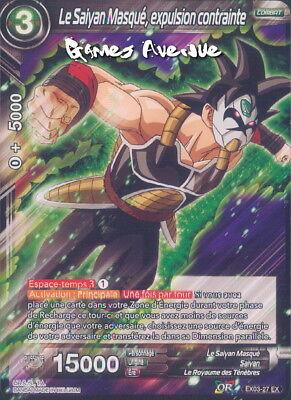 Le Saiyan au Masque Noir BT5-112 FOIL UC//VF Dragon Ball Super Card Game