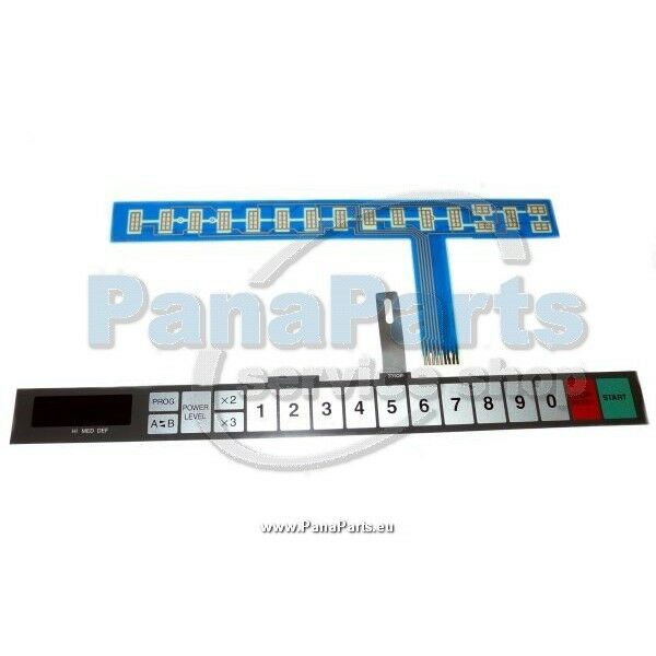 MEMBRANE SWITCH KIT FOR PANASONIC  NE-1257 1258 1356 1456 1756 1757 1856 2157