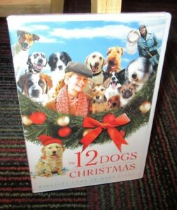 12 Dogs Of Christmas.Details About The 12 Dogs Of Christmas Dvd Movie John Billingsley Bonita Friedericy Adam H