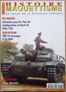 Modellino-Militare-WW2-Rivista-Histoire-Creazione-di-N-56-Veicoli-Corazzati-War