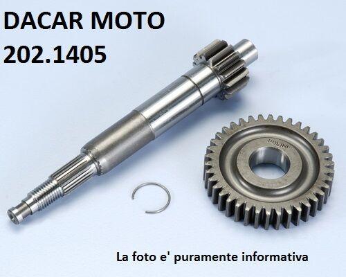 202.1405 GEARWHEEL PRIMARY MOD.2000 POLINI PIAGGIO LIBERTY 50 2T (wheels high)