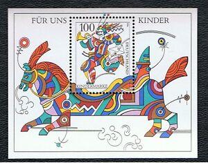 Bund-Block-35-Fuer-uns-Kinder-1996-Mi-1853-postfrisch