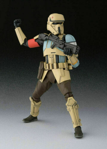 Figuarts shoretrooper Rogue One SCARIF skarif Storm Star Wars Bandai NEW SH S.H