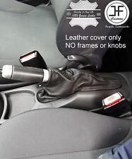 Silver Trim  Handbrake Handle Lever And Gaiter from a Mini R50 R52 R53 01-06